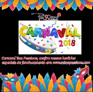 carnaval tem